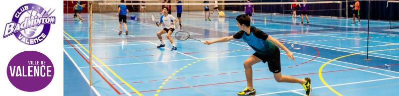 Badminton Club Valence